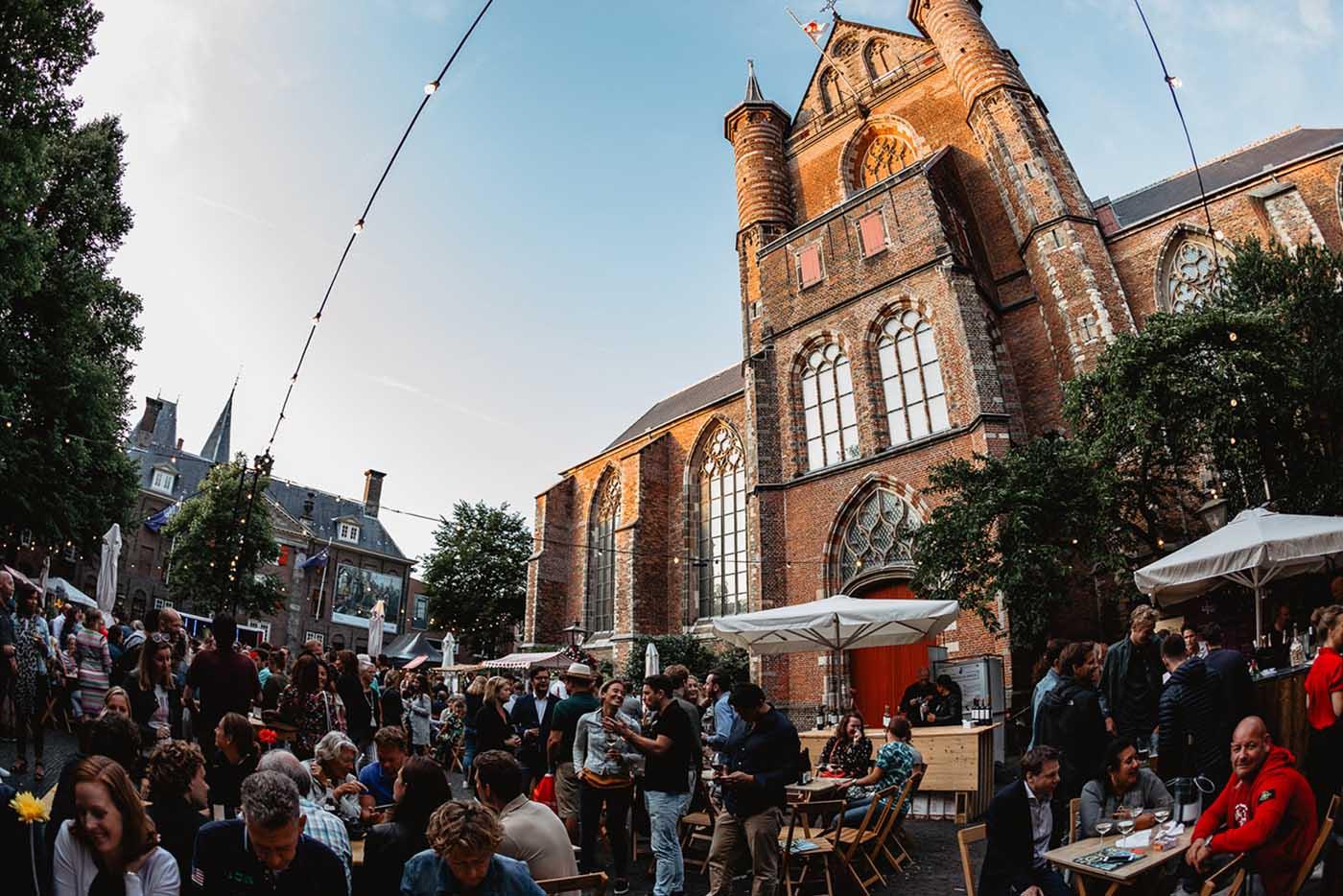 Leiden kerk